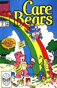 Cover Thumbnail for Care Bears (Marvel, 1985 series) #17 [Direct]