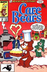 Cover Thumbnail for Care Bears (Marvel, 1985 series) #18 [Direct]