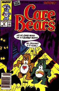 Cover Thumbnail for Care Bears (Marvel, 1985 series) #20 [Newsstand]