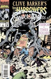 Cover Thumbnail for Clive Barker's The Harrowers (Marvel, 1993 series) #4