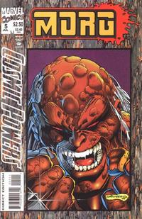 Cover Thumbnail for Cosmic Powers (Marvel, 1994 series) #5 [Direct Edition]