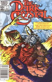 Cover Thumbnail for The Dark Crystal (Marvel, 1983 series) #1 [Newsstand]