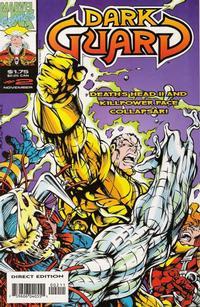 Cover Thumbnail for Dark Guard (Marvel, 1993 series) #2