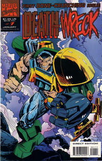 Cover Thumbnail for Death Wreck (Marvel, 1994 series) #1