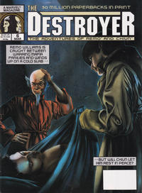 Cover Thumbnail for The Destroyer (Marvel, 1989 series) #6
