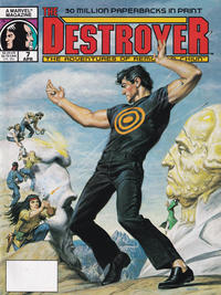 Cover Thumbnail for The Destroyer (Marvel, 1989 series) #7