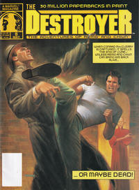 Cover Thumbnail for The Destroyer (Marvel, 1989 series) #8