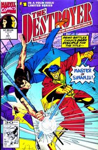 Cover Thumbnail for The Destroyer (Marvel, 1991 series) #1