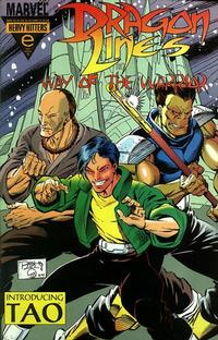 Cover Thumbnail for Dragon Lines: The Way of the Warrior (Marvel, 1993 series) #1