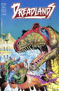 Cover Thumbnail for Dreadlands (Marvel, 1992 series) #1