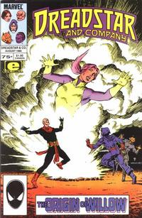 Cover Thumbnail for Dreadstar and Company (Marvel, 1985 series) #2 [Direct]