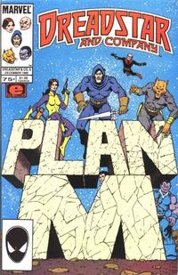 Cover Thumbnail for Dreadstar and Company (Marvel, 1985 series) #6