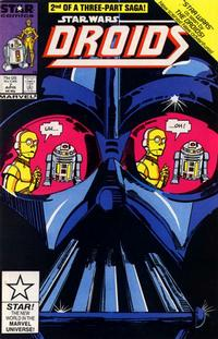 Cover Thumbnail for Droids (Marvel, 1986 series) #7 [Direct]