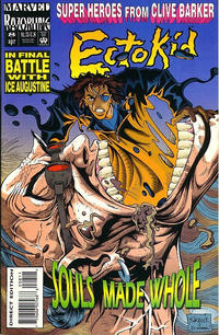 Cover Thumbnail for Ectokid (Marvel, 1993 series) #8