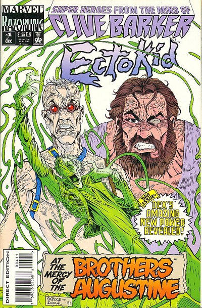 Cover for Ectokid (Marvel, 1993 series) #4