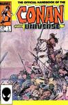 Cover Thumbnail for The Handbook of the Conan Universe (1986 series) #1