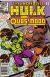 Cover Thumbnail for Incredible Hulk vs. Quasimodo (1983 series) #1 [Newsstand]