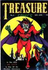 Cover for Treasure Comics (Prize, 1945 series) #4