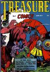 Cover for Treasure Comics (Prize, 1945 series) #7