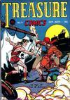 Cover for Treasure Comics (Prize, 1945 series) #9
