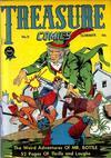 Cover for Treasure Comics (Prize, 1945 series) #11