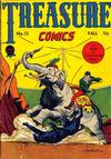 Cover for Treasure Comics (Prize, 1945 series) #12