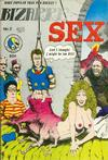Cover for Bizarre Sex (Kitchen Sink Press, 1972 series) #2