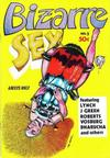 Cover for Bizarre Sex (Kitchen Sink Press, 1972 series) #3