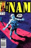 Cover for The 'Nam (Marvel, 1986 series) #33