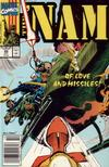 Cover for The 'Nam (Marvel, 1986 series) #49
