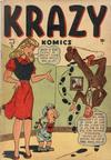 Cover for Krazy Komics (Marvel, 1948 series) #2