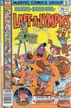 Cover for Laff-A-Lympics (Marvel, 1978 series) #6