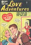 Cover for Love Adventures (Superior Publishers Limited, 1949 series) #3