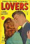 Cover for Lovers (Marvel, 1949 series) #26