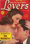 Cover for Lovers (Marvel, 1949 series) #27