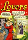 Cover for Lovers (Marvel, 1949 series) #30