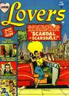 Cover for Lovers (Marvel, 1949 series) #35