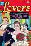Cover for Lovers (Marvel, 1949 series) #44