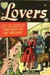 Cover for Lovers (Marvel, 1949 series) #45
