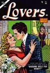 Cover for Lovers (Marvel, 1949 series) #53