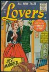 Cover for Lovers (Marvel, 1949 series) #70