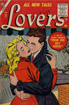 Cover for Lovers (Marvel, 1949 series) #77