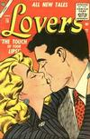 Cover for Lovers (Marvel, 1949 series) #79