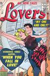 Cover for Lovers (Marvel, 1949 series) #81