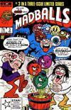 Cover for Madballs (Marvel, 1986 series) #3