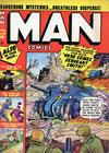 Cover for Man Comics (Marvel, 1949 series) #9