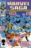Cover for The Marvel Saga the Official History of the Marvel Universe (Marvel, 1985 series) #14 [Direct]