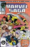 Cover for The Marvel Saga the Official History of the Marvel Universe (Marvel, 1985 series) #21