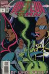 Cover for Meteor Man (Marvel, 1993 series) #2