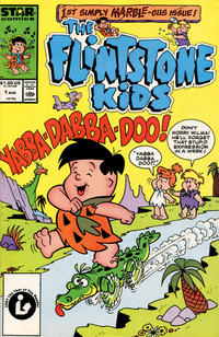 Cover Thumbnail for The Flintstone Kids (Marvel, 1987 series) #1 [Direct Edition]